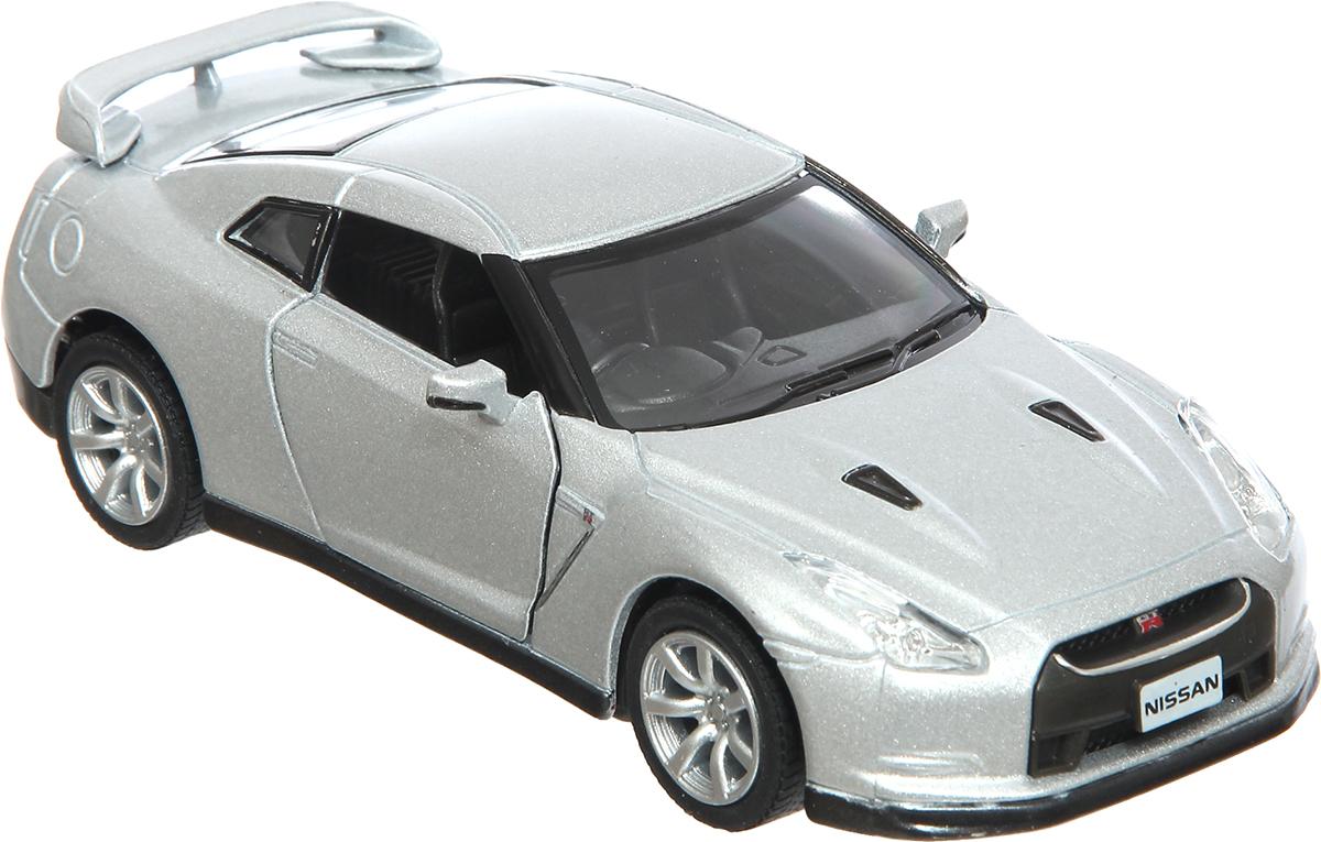 Фото Kinsmart Модель автомобиля 2009 Nissan GT-R R35. Купить  в РФ