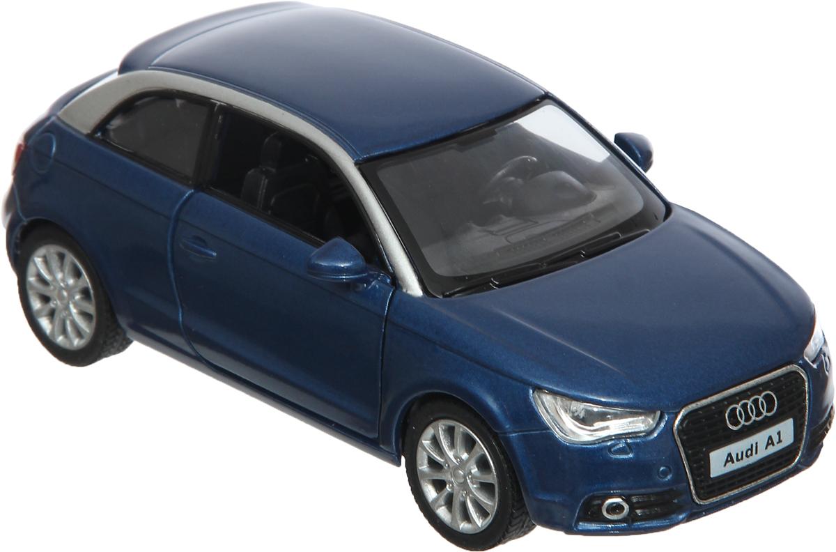 Фото Kinsmart Модель автомобиля инерционная 2010 Audi A1. Купить  в РФ