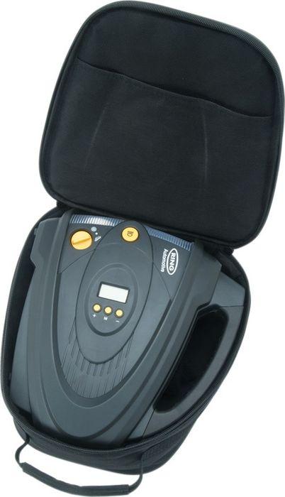 Компрессор воздушный цифровой Ring Automotive RAC600 со светодиодным фонарем - фото 10
