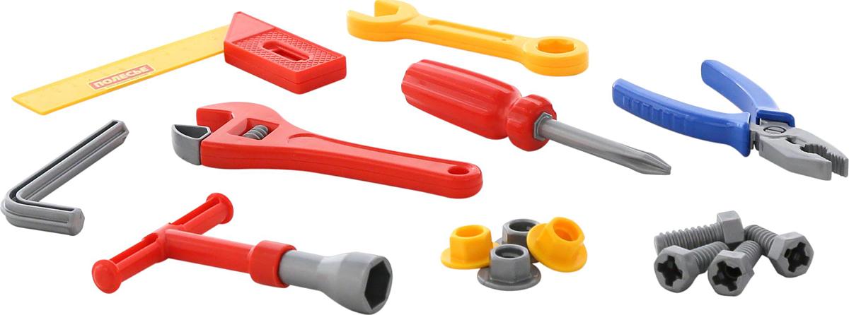 Фото Полесье Игрушечный набор инструментов №12. Купить  в РФ