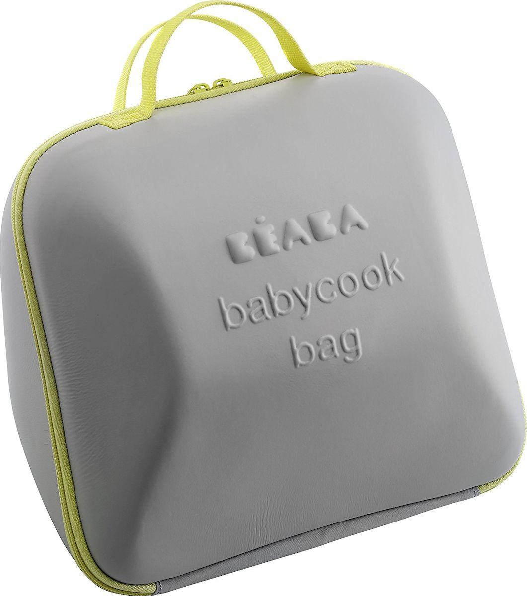 Beaba Сумка для блендера-пароварки цвет серый салатовый -  Все для детского кормления