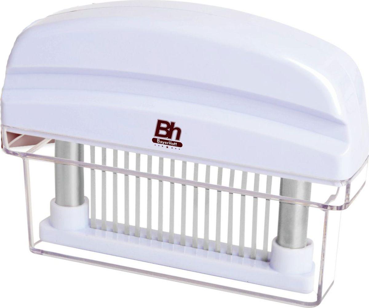 """Фото Размягчитель мяса """"Bayerhoff"""", цвет: белый. BH-5166. Купить  в РФ"""