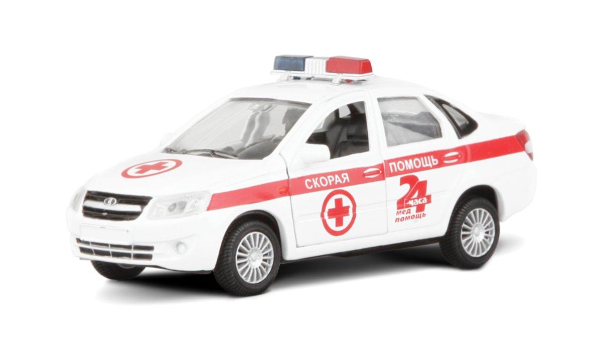 Фото Autotime Модель автомобиля Lada Granta Скорая помощь. Купить  в РФ