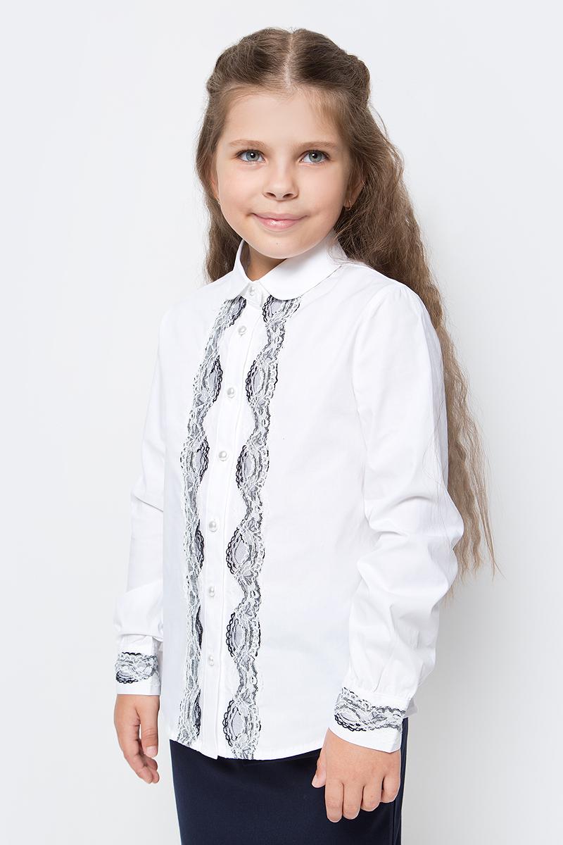 Блузки Белые Для Девочек Купить