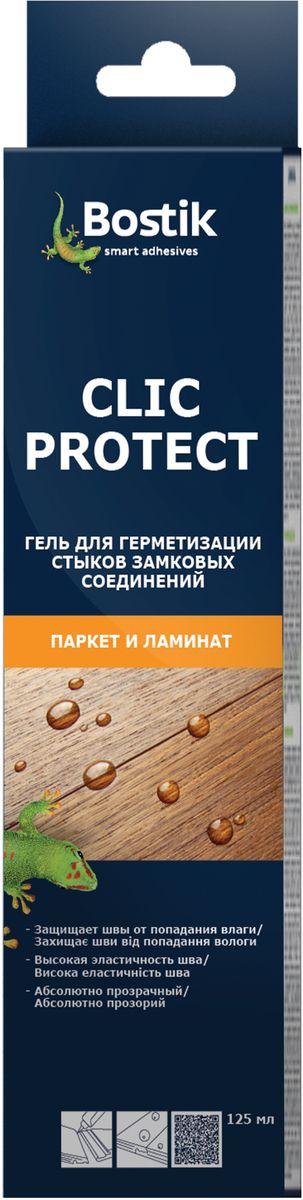 Клей для герметизации стыков Bostik  Clic Protect , 0,125 л -  Клей