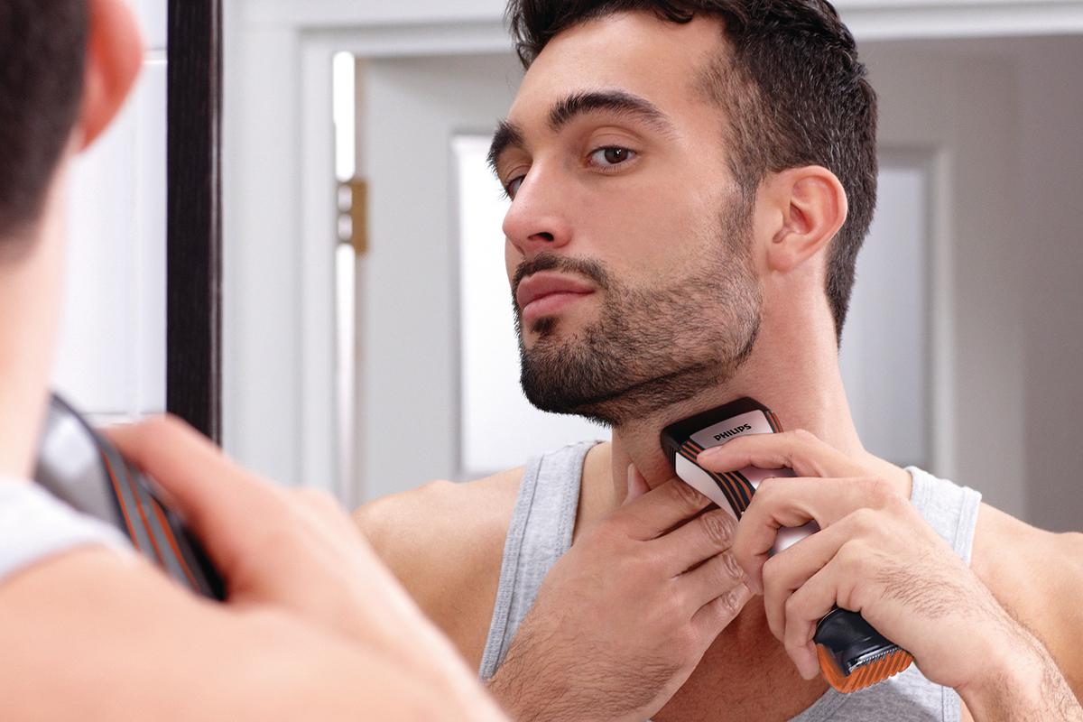 Стрижка и дизайн бороды