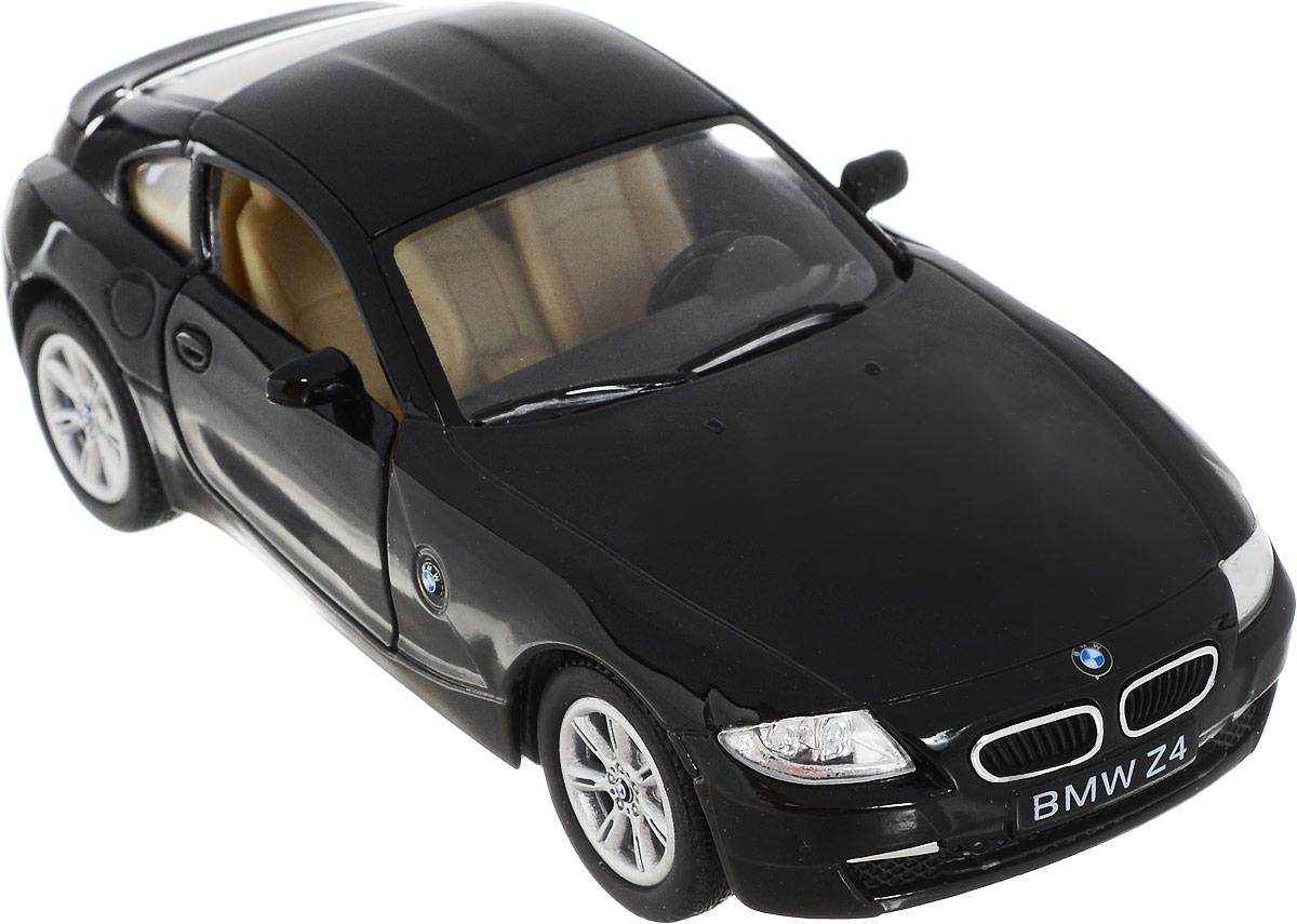 Фото Kinsmart Модель автомобиля BMW Z4 Coupe цвет черный. Купить  в РФ