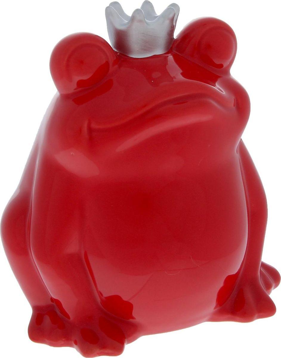 """Фото Копилка """"Царевна-лягушка"""", 11,5 х 13,5 х 15,5 см. Купить  в РФ"""