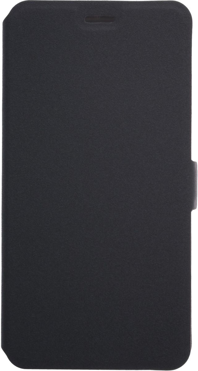 Фото Prime Book чехол-книжка для Huawei Honor 6C, Black. Купить  в РФ