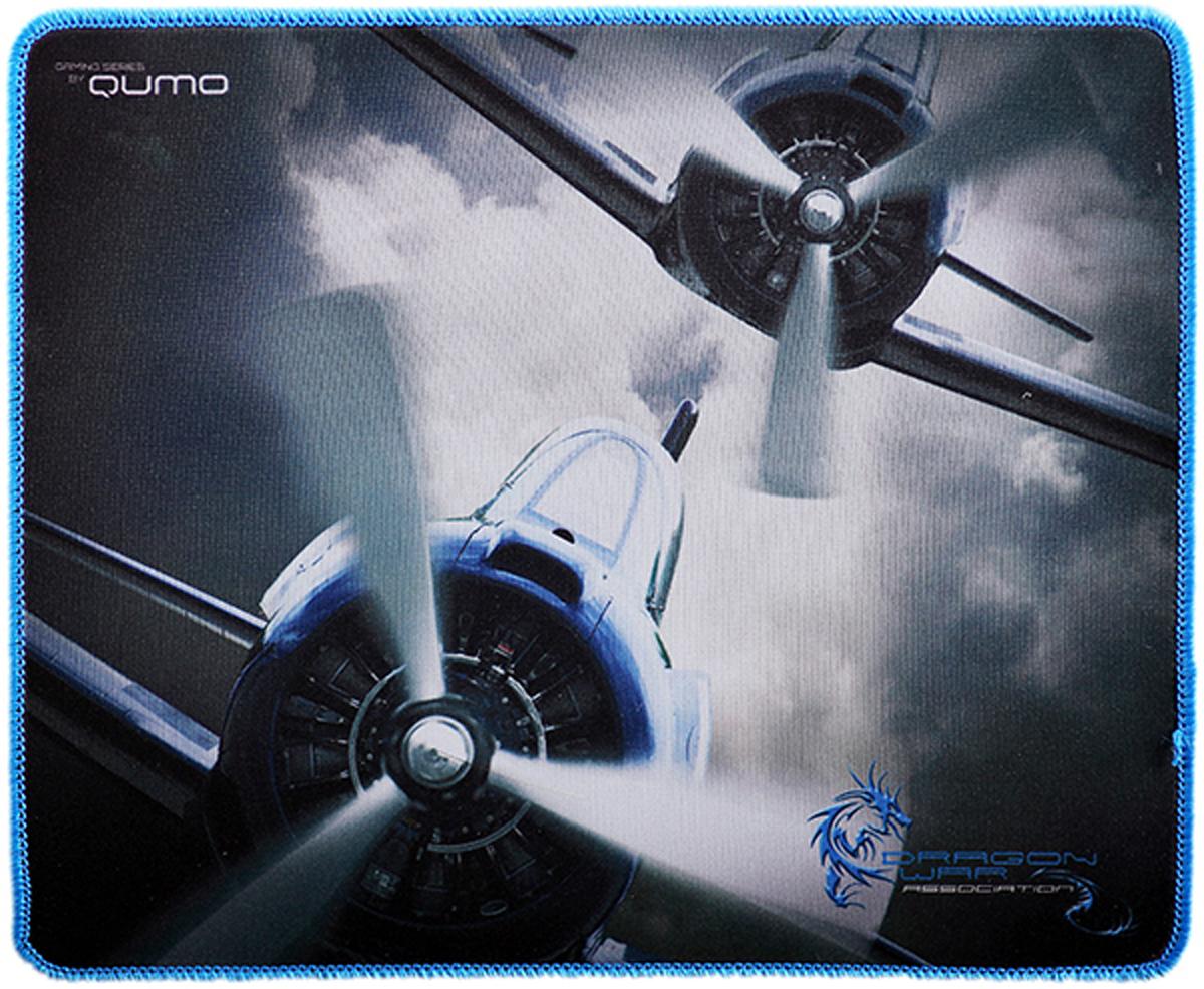 Фото Qumo Interceptor игровой коврик для мыши. Купить  в РФ