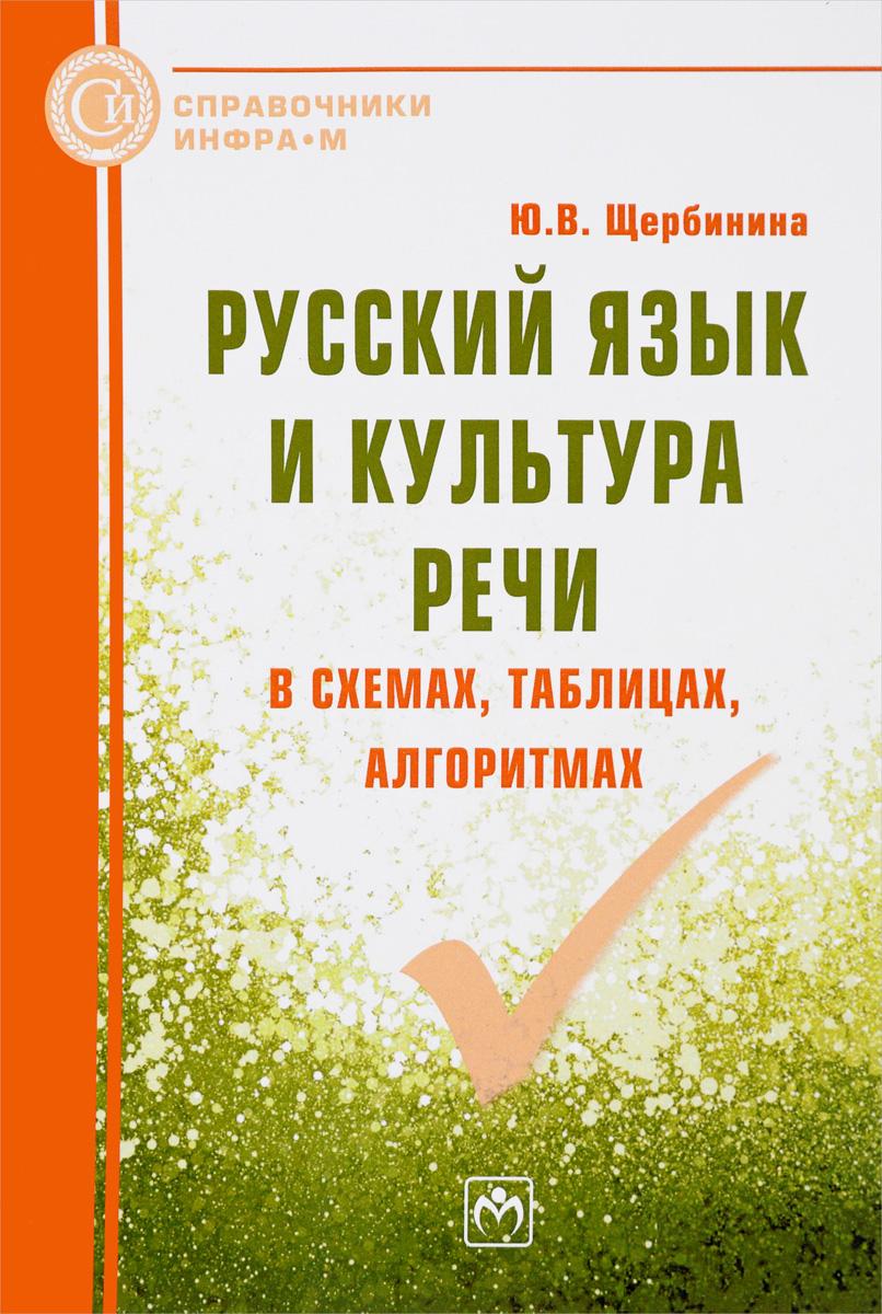 Русский язык в схемах и алгоритмах