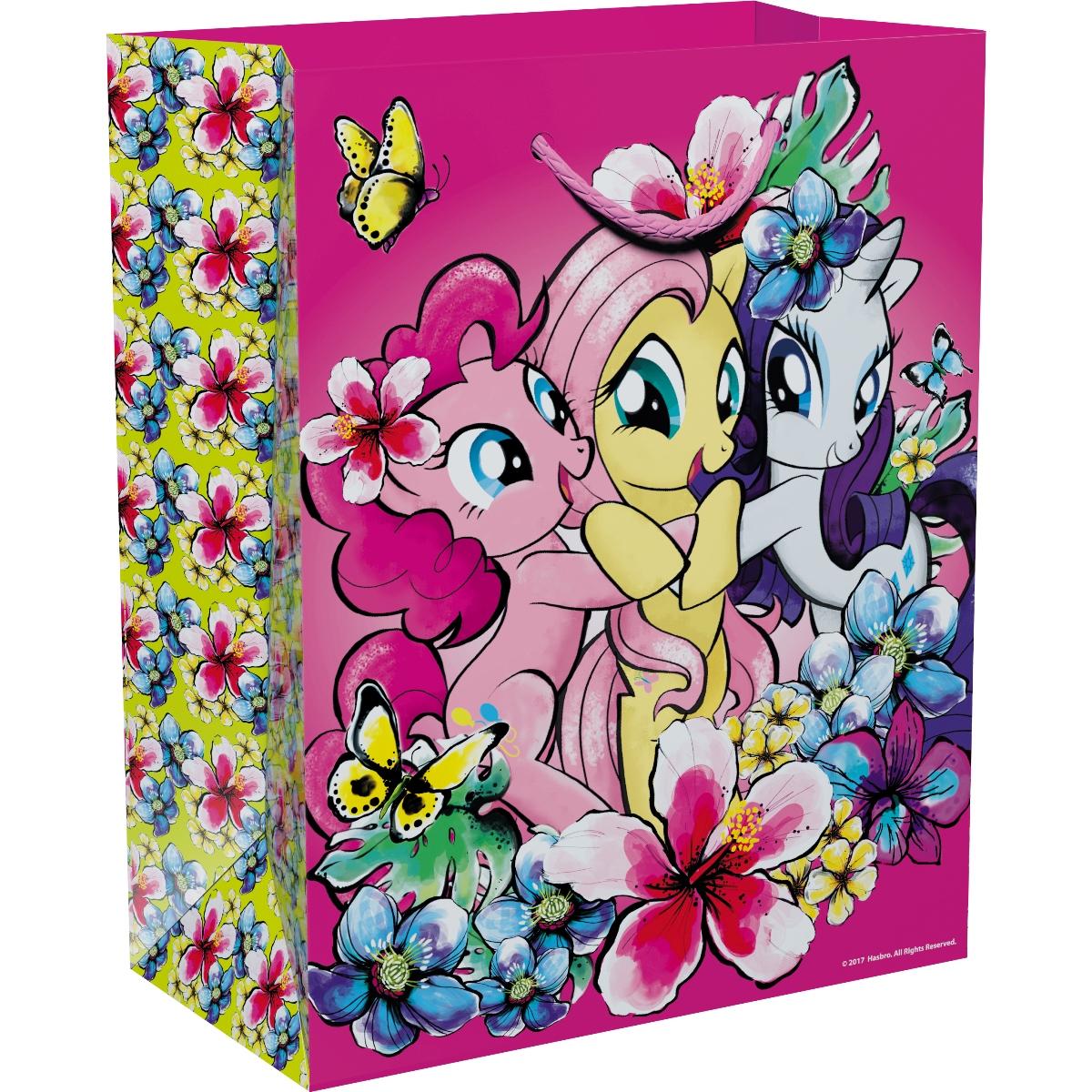 Мой маленький пони Пакет подарочный 23 х 18 х 10 см -  Подарочная упаковка