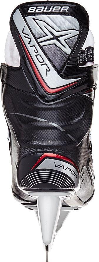 """Коньки хоккейные мужские Bauer """"Vapor X400"""", цвет: черный. 1050594. Размер 47"""