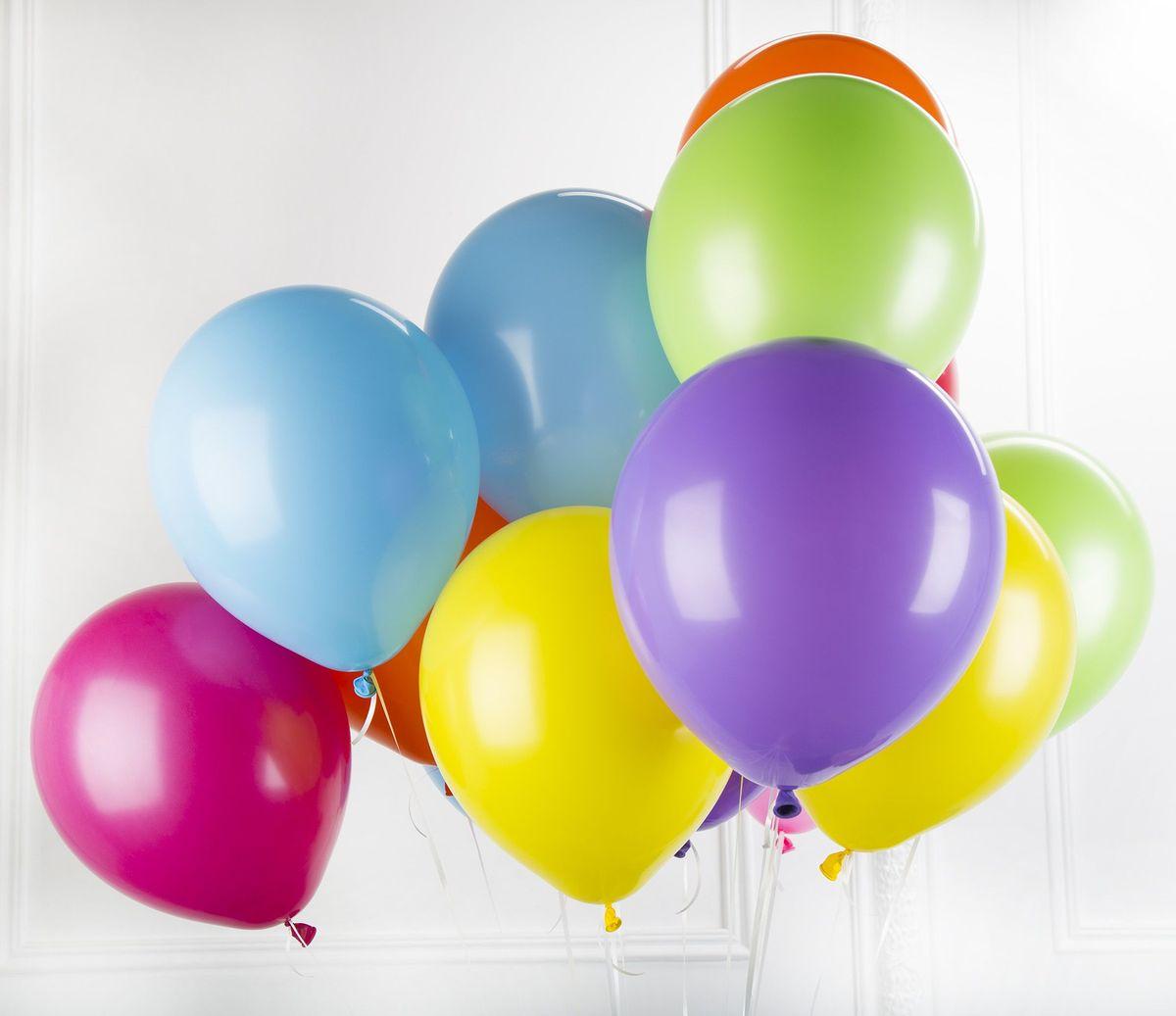 Где заказать воздушные шары?