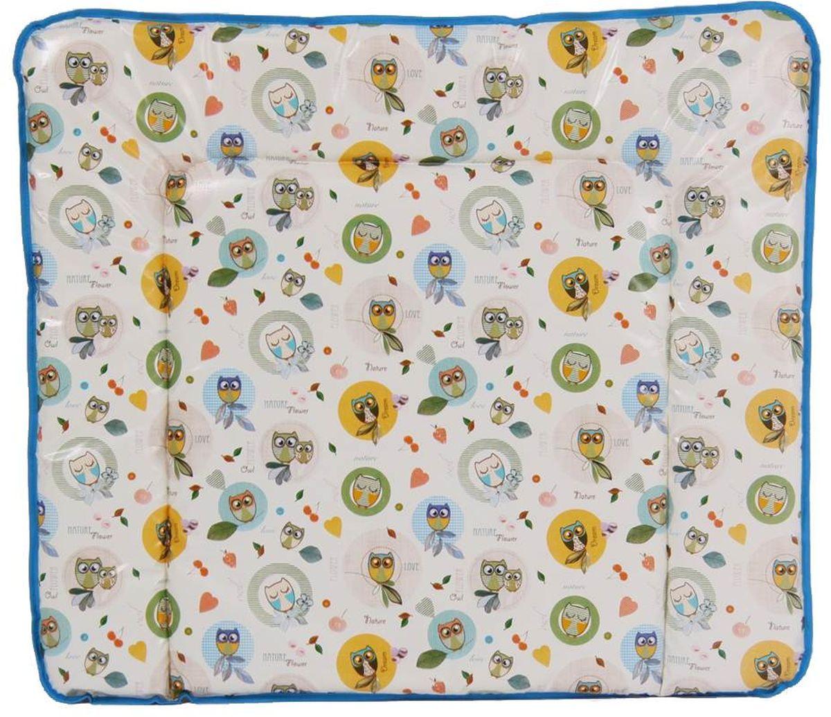 Polini Доска пеленальная Совы 0001345-1 -  Позиционеры, матрасы для пеленания