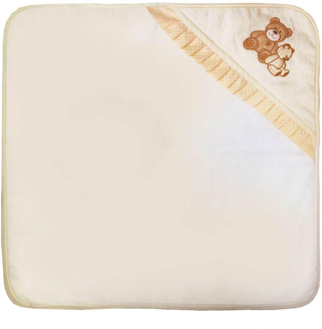 Polini Комплект для купания Плюшевые мишки цвет бежевый 2 предмета -  Все для купания