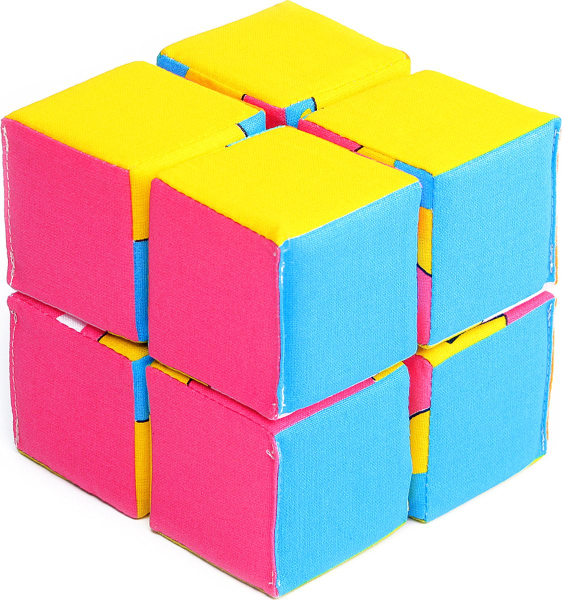 Как сделать 5 6 кубики