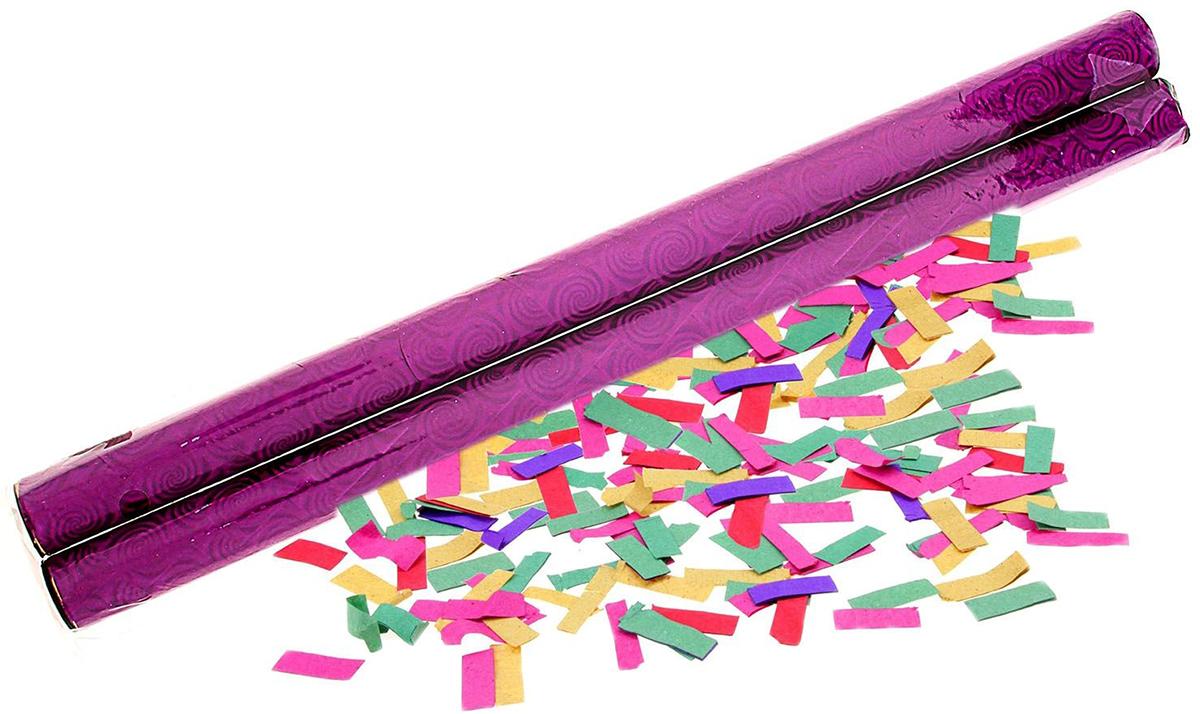 Набор конфетти Страна Карнавалия  Палочка , цвет: красный, длина 35 см, 2 шт -  Конфетти