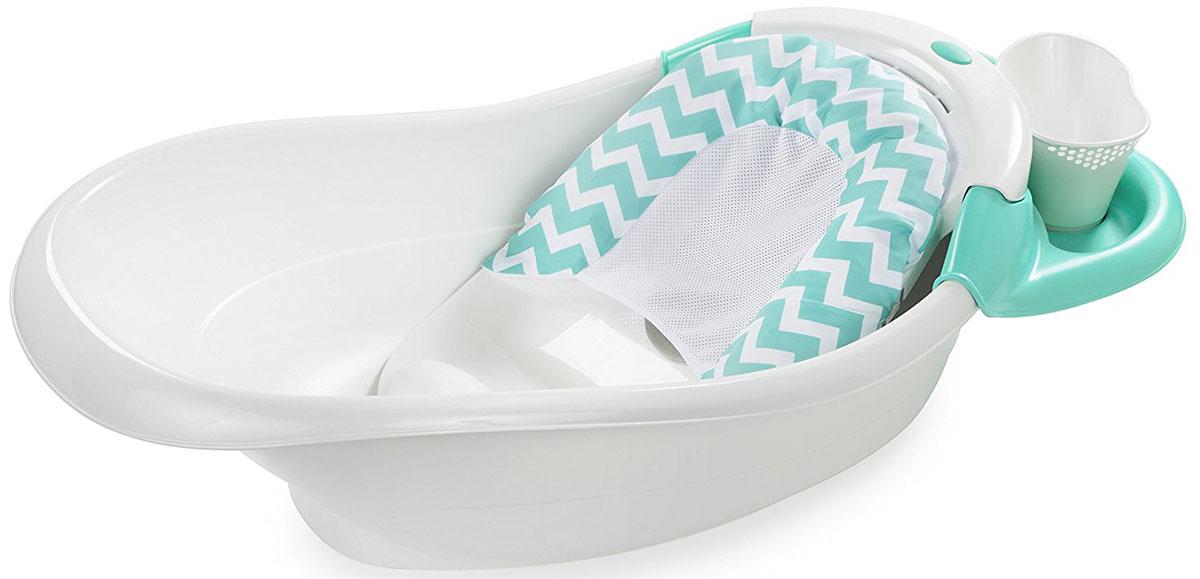 Summer Infant Детская ванна с гидромассажем Warming Waterfall -  Все для купания