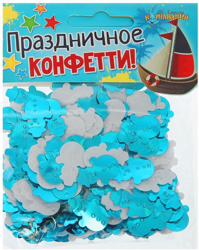 Конфетти Страна Карнавалия  Снеговик , 14 г -  Конфетти