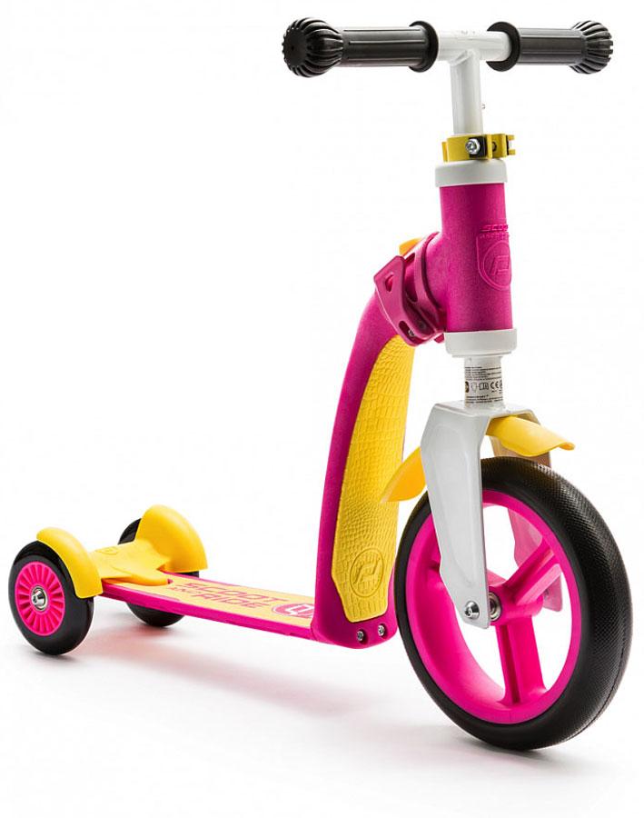 Scoot&Ride Самокат-беговел Highway Baby Plus цвет розовый -  Беговелы