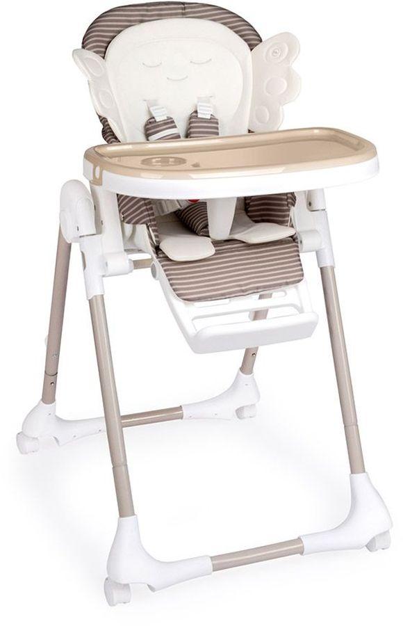 Happy Baby Стульчик для кормления Wingy цвет коричневый -  Стульчики для кормления