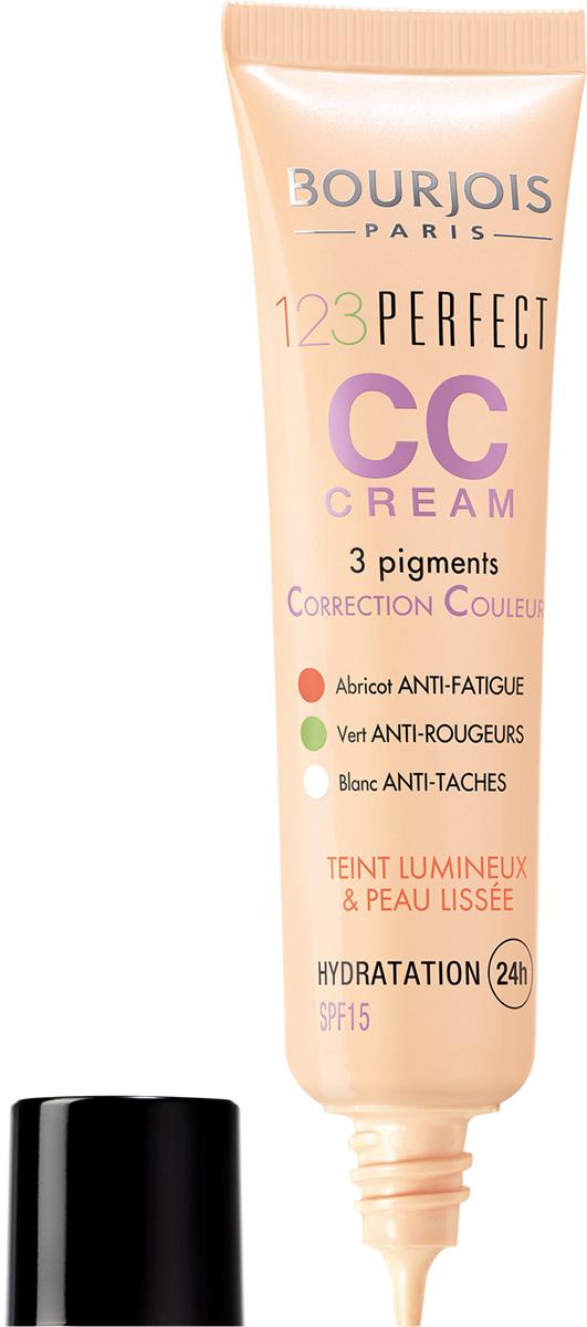 Тональный крем bourjois cc cream отзывы