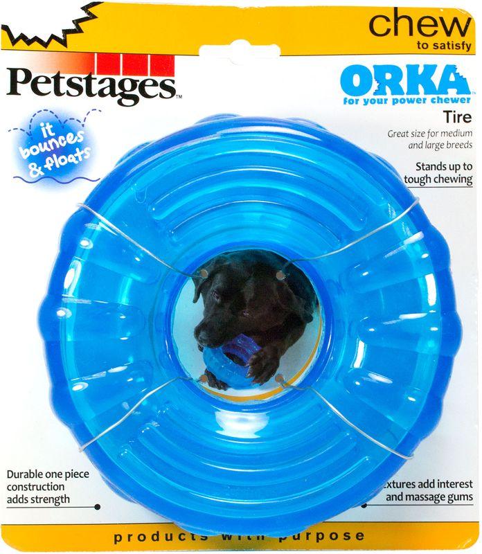 Игрушка для собак Petstages  Орка. Кольцо , диаметр 16 см