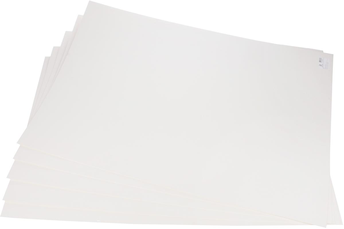 Картон пивной  Decoriton , немелованный, 70 х 100 см, 5 шт -  Бумага и картон