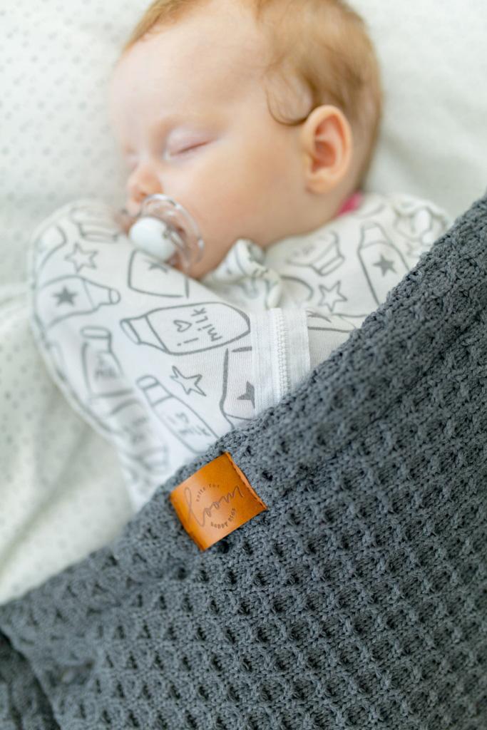 Пледики для новорожденных своими руками