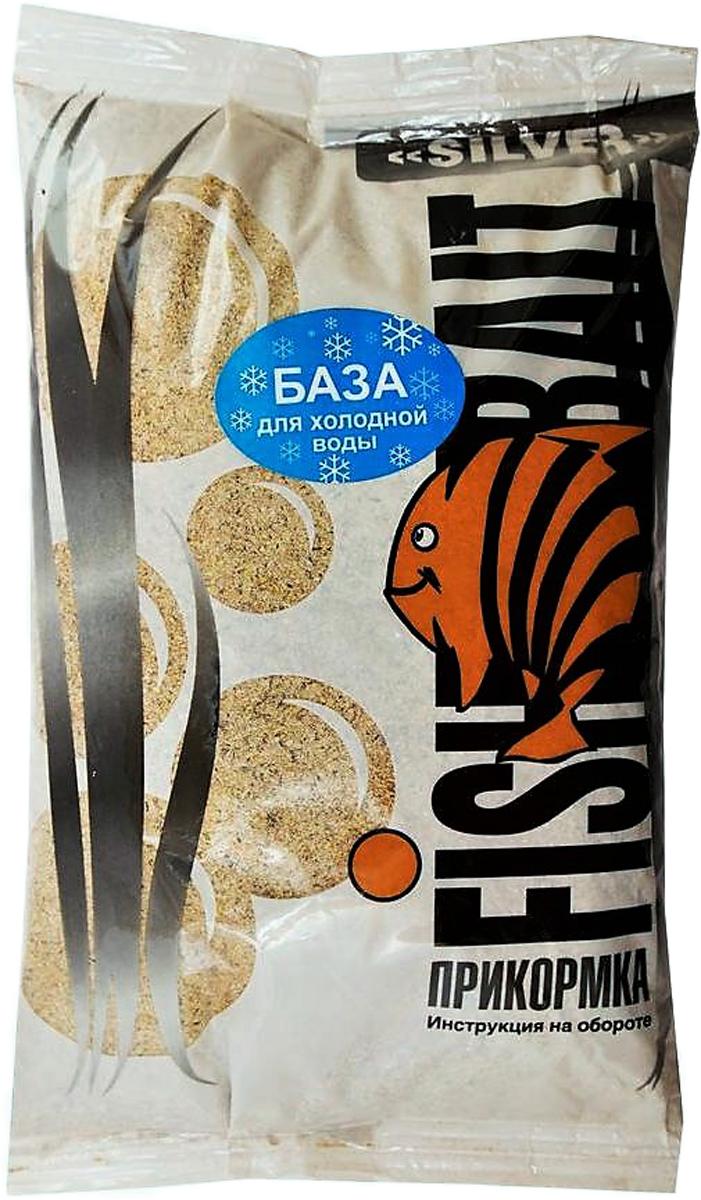 "Прикормка для холодной воды FishBait ""Ice Silver. База"", зимняя, 1,0 кг"