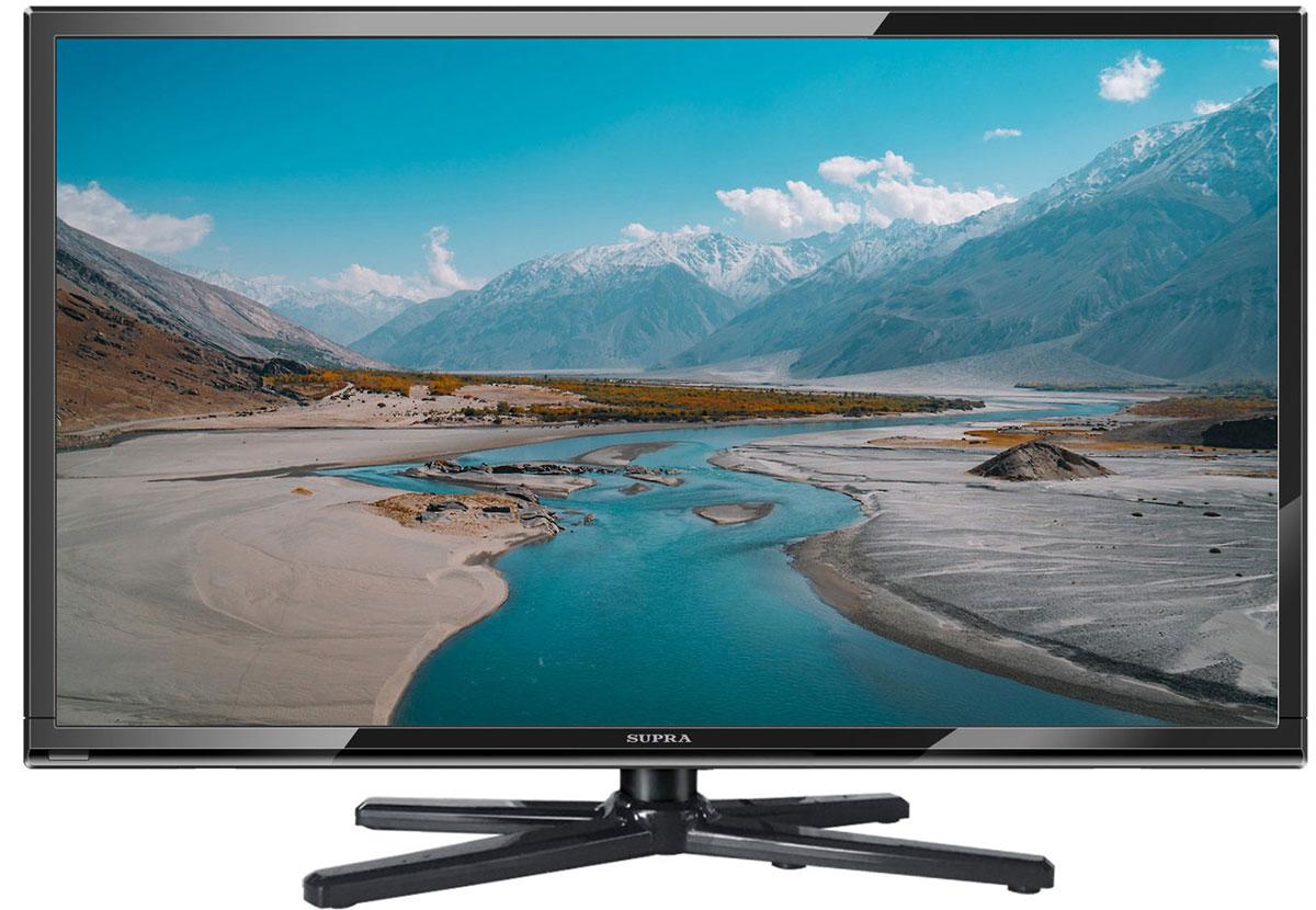 Supra STV-LC22LT0030F, Black телевизор