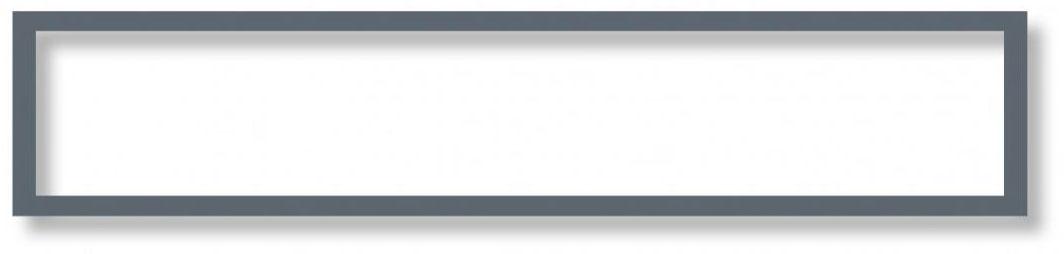 Магнитная слайд-рамка серая 5 шт -  Аксессуары для досок и флипчартов