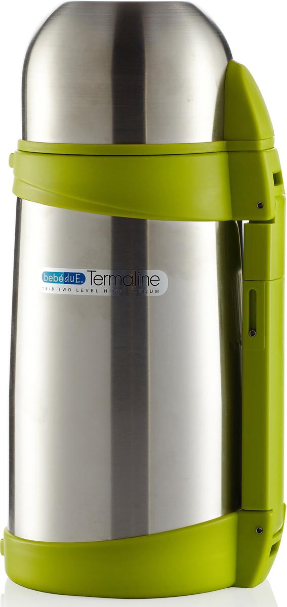 Bebe Due Термос с клапаном для раздачи жидкости и ручкой 1 л -  Все для детского кормления