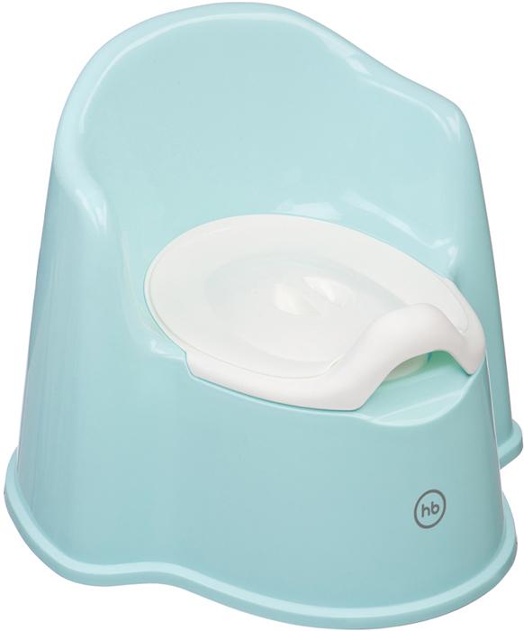 Happy Baby Горшок детский Zozzy цвет голубой белый -  Горшки и адаптеры для унитаза