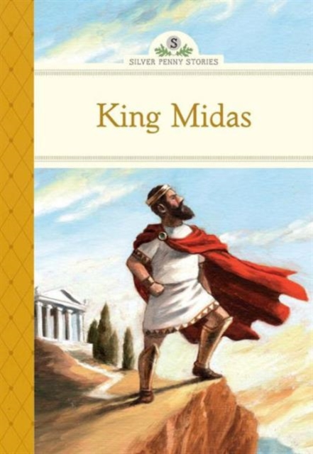 a description of our poster for the story about king midas