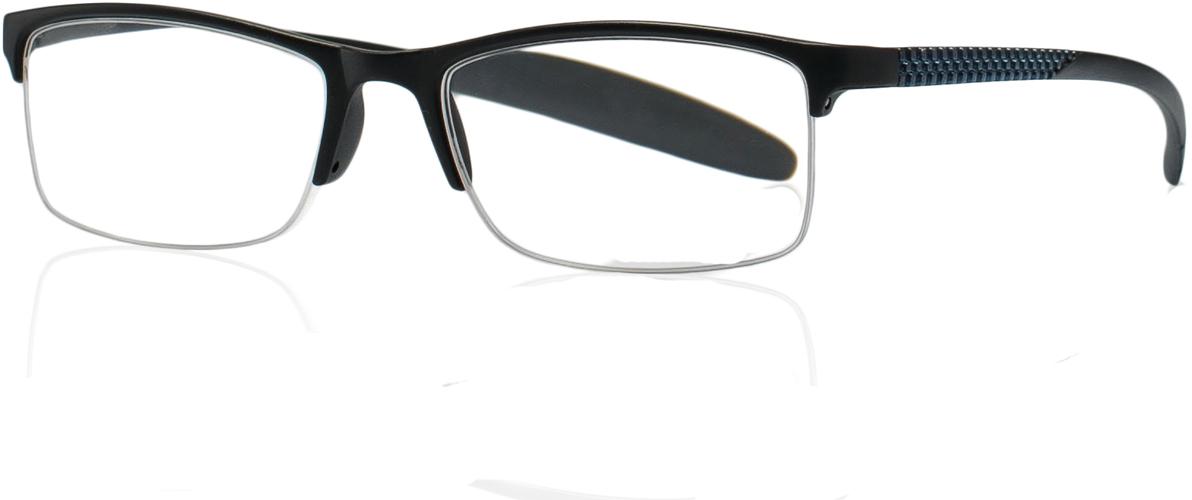 Kemner Optics Очки для чтения +2,0, цвет: черный