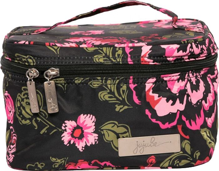 Ju-Ju-Be Сумка-бьюти кейс для мамы Be Ready цвет розовый черный 15TC01A-6976 -  Сумки для мам