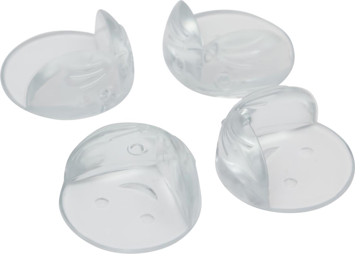 Roxy-kids Накладки защитные на углы 4 шт -  Блокирующие и защитные устройства