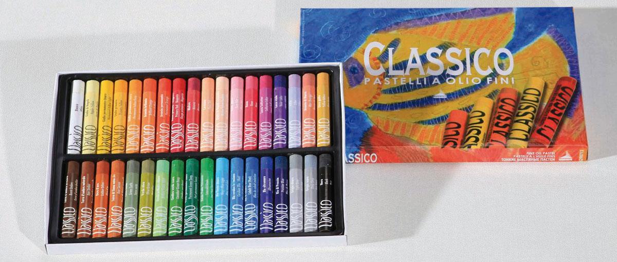 Набор масляной пастели Maimeri  Classico , 36 цветов -  Мелки и пастель