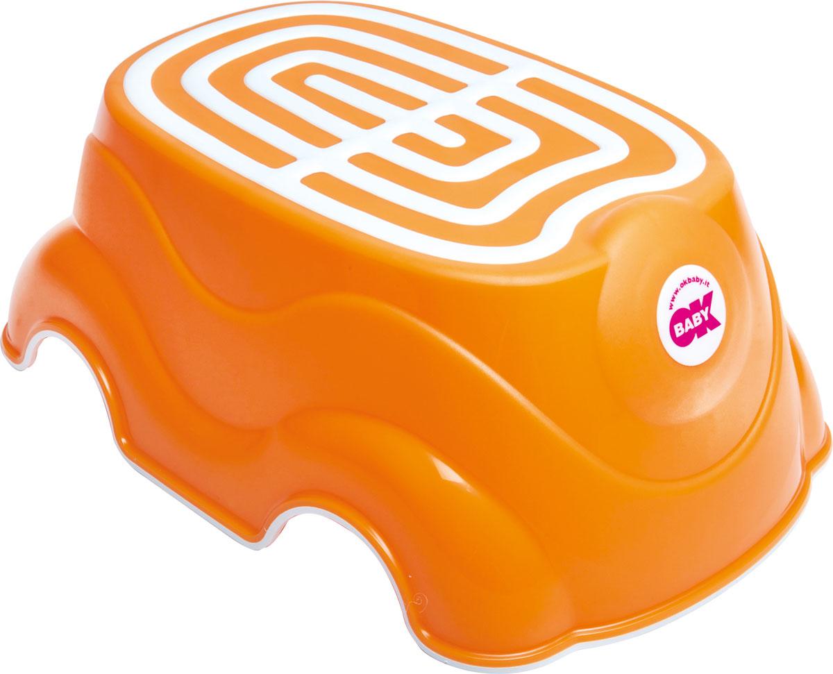 OkBaby Подставка-стул Herbie цвет оранжевый -  Все для купания
