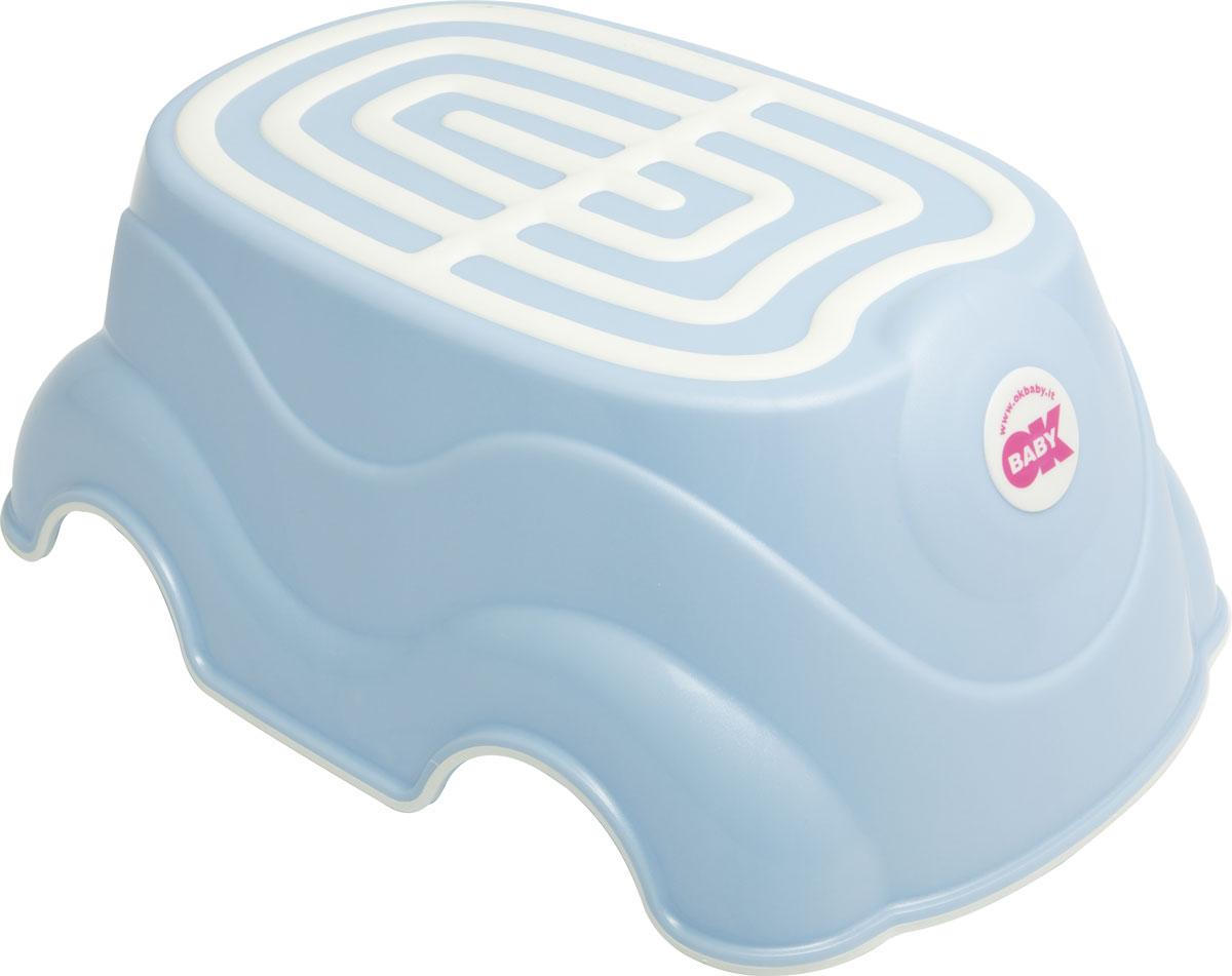OkBaby Подставка-стул Herbie цвет светло-голубой -  Все для купания