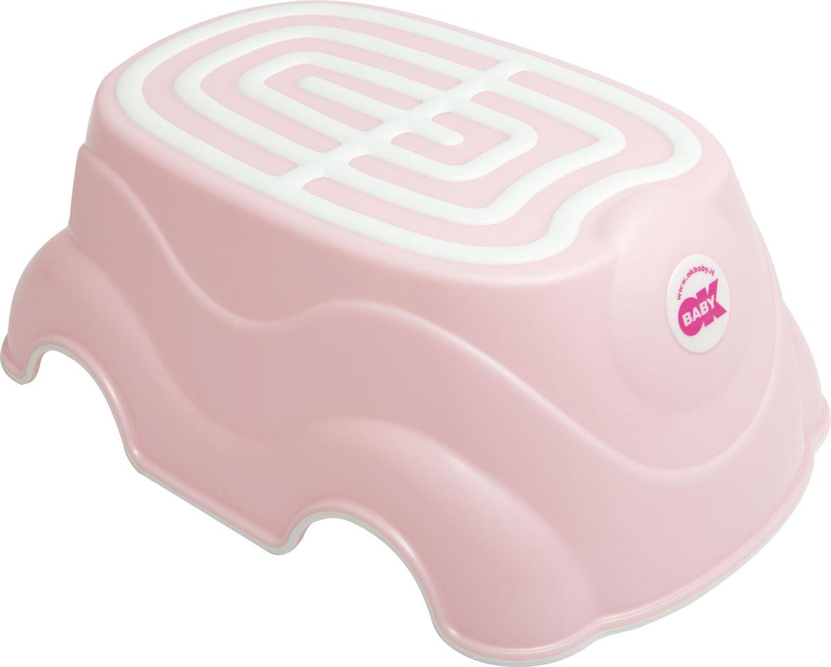 OkBaby Подставка-стул Herbie цвет светло-розовый -  Все для купания