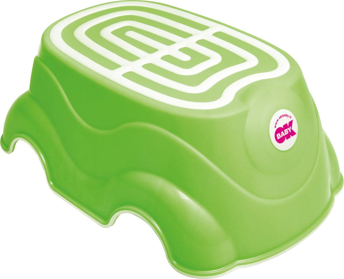 OkBaby Подставка-стул Herbie цвет зеленый -  Все для купания
