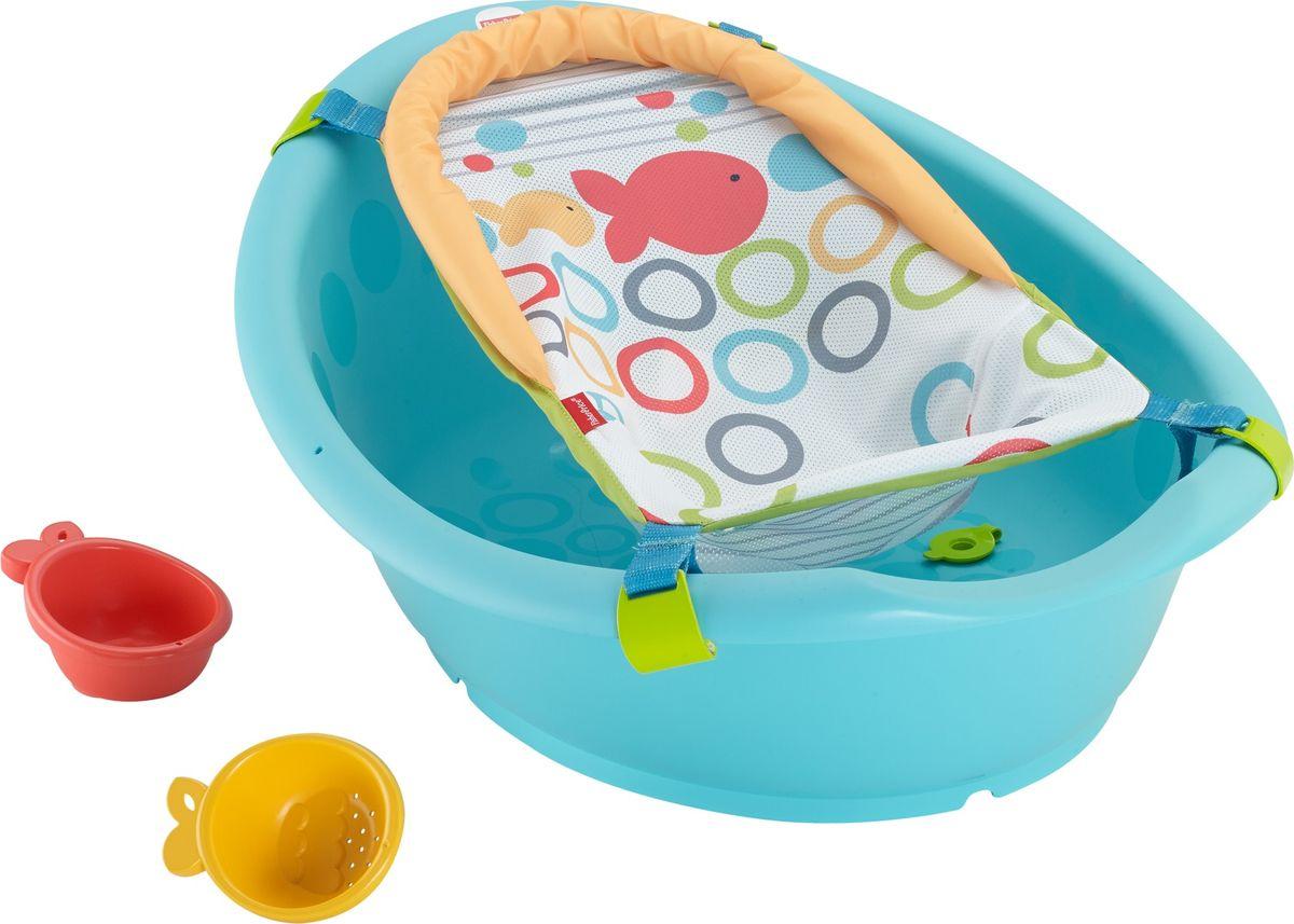 Fisher-Price Ванна детская Rinse'n'Grow Tub -  Все для купания