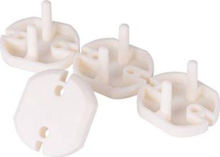 ПОМА Заглушки для евророзеток 4 шт -  Блокирующие и защитные устройства