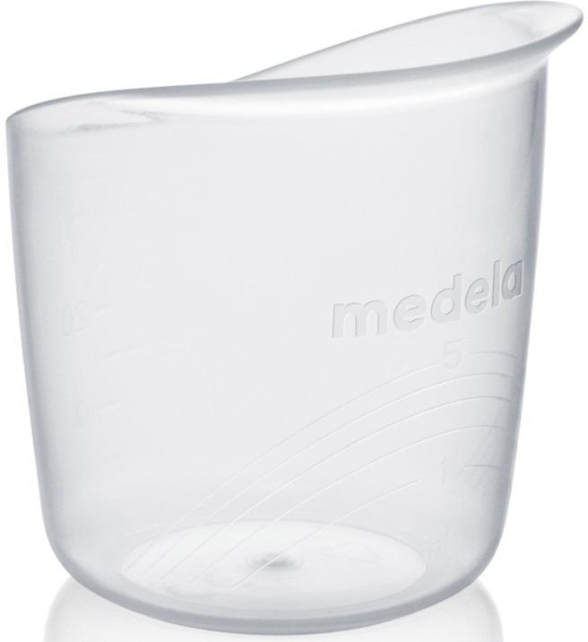 MEDELA Чашка-поильник одноразовая полипропиленовая 10 шт -  Поильники