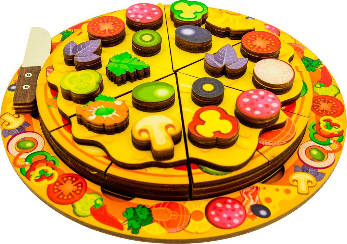 Анданте Развивающий игровой набор Пицца -