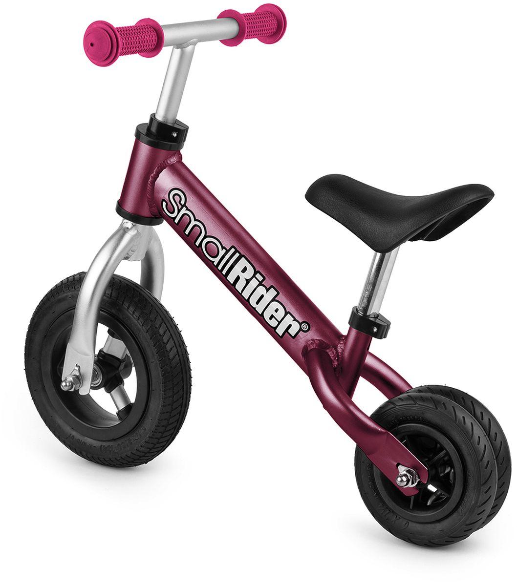 Small Rider Беговел-каталка для малышей Jimmy цвет бордовый -  Беговелы