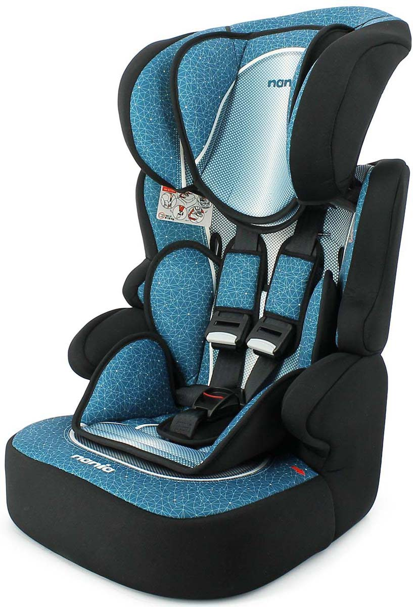 Nania Автокресло Beline SP FST Skyline цвет синий от 9 до 36 кг -  Автокресла и аксессуары